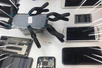 Réparation de smartphones Besançon