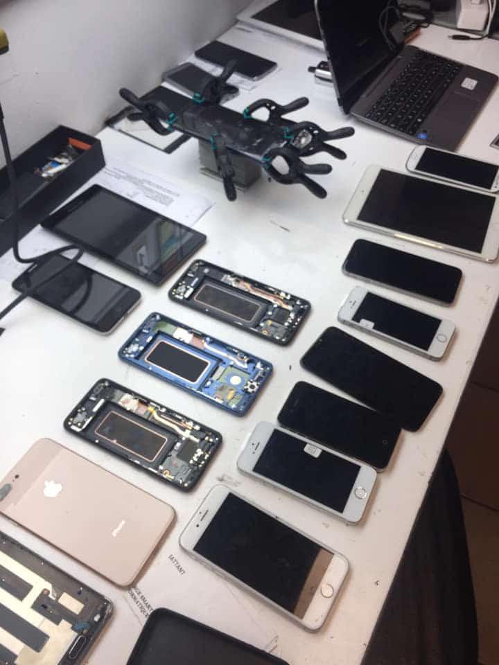 réparation de téléphones besançon