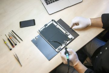 Réparation de tablettes à Besançon