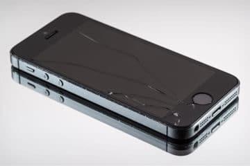 Réparation écran de téléphone cassé, fissuré à Besançon